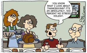 Stress-free Thanksgiving