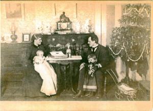 August-Marie Christmas1890