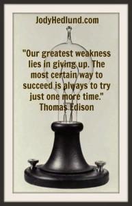 Edison Quote 2